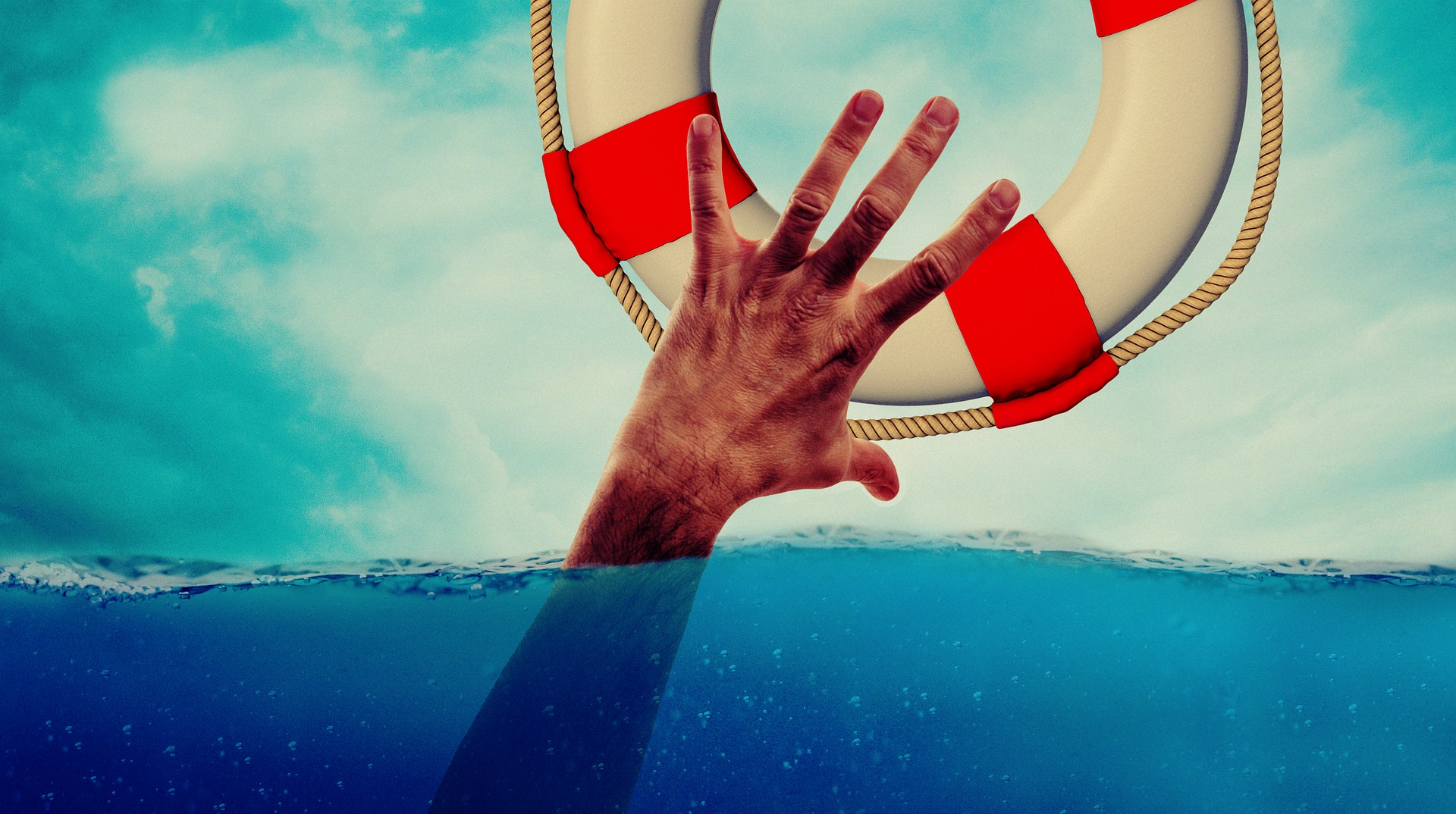 What to do NOW if you're drowning in debt